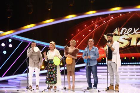 """Joi, de la 20:30, show de zile mari! Pepe, Connect-R, Lora, Maria Cârneci și Vasile Muraru  trag în piept heliu și cântă """"Noi suntem români"""""""