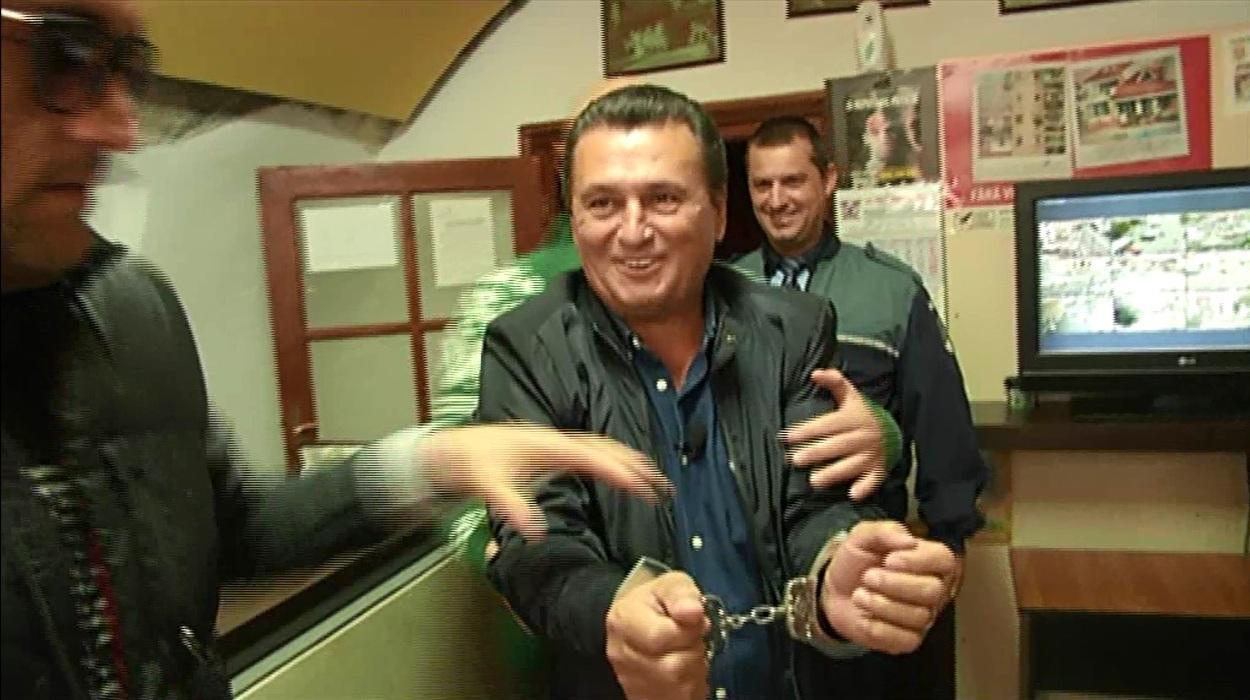 PROBLEME! Nea Mărin ajunge la POLIŢIE în Sibiu