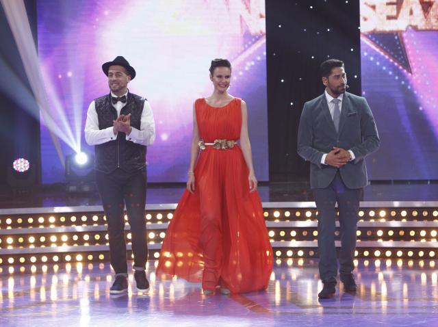 Juriul a decis! Anna și Eugen, G-Buzz și Marcel Conțulescu merg direct în finală