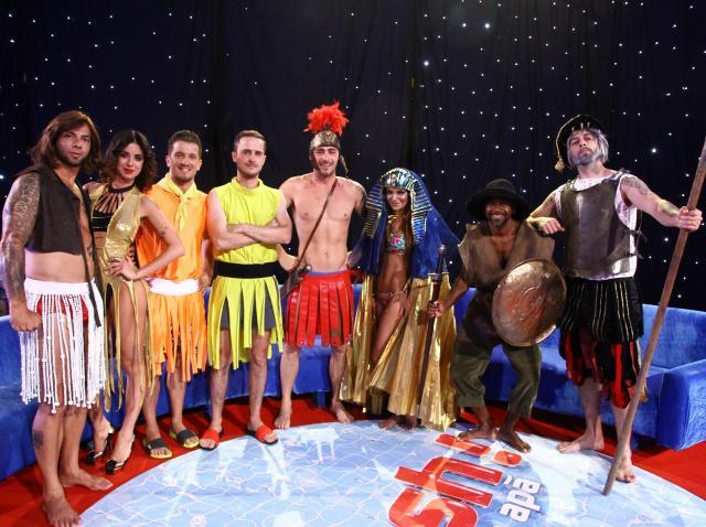 """Vladimir Drăghia și CRBL s-au antrenat în secret  pentru Marea Finală """"Splash! Vedete la apă"""""""