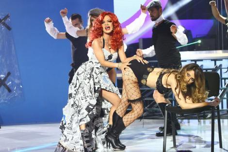 """Andra, Rihanna, Lady Gaga și James Hetfield de la """"Metallica"""" vin,  sâmbătă, la """"Te cunosc de undeva!"""""""