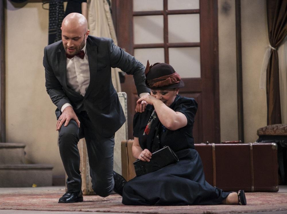 Mihai Bendeac: Rezist sau nu rezist pe scena în asemenea context? Uite ce examen va da actorul!