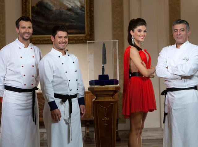 Frumoasa Alina Puscas va fi gazda Top Chef