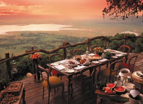 GALERIE FOTO! Restaurantele cu cele mai frumoase privelisti din lume