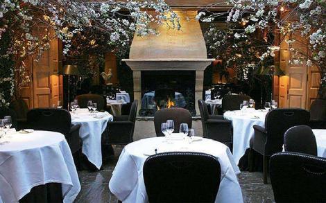 GALERIE FOTO! Cele mai romantice restaurante din lume