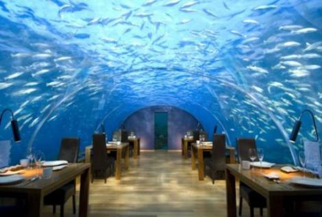 FOTO! Cele mai ciudate restaurante din lume