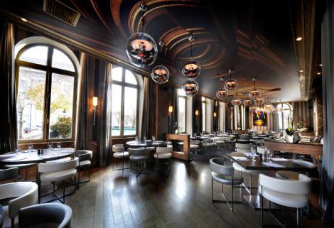 Cele mai moderne restaurante din lume