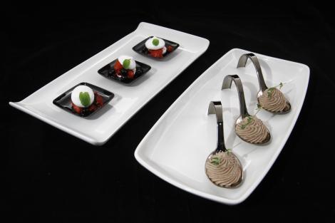 Bomboane de foie gras