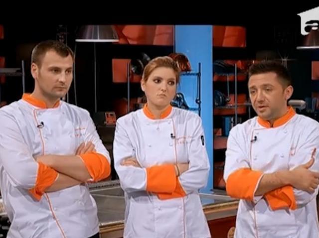 Alexandra Leon, Mihai Irimia și Daniel Gosu intră la duel
