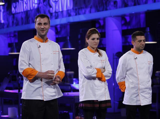 Ei sunt cei patru concurenți din marea finală Top Chef!