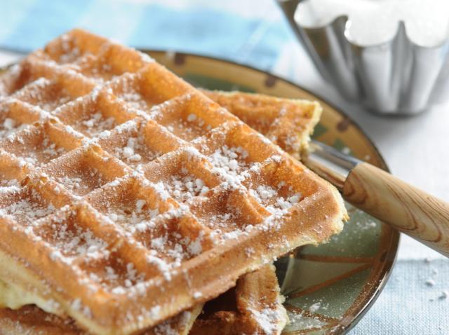 Waffles, cea mai bună alegere pentru un mic dejun delicios