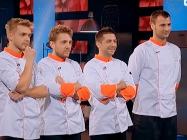 Finala Top Chef poartă semnătura fiecărui concurent
