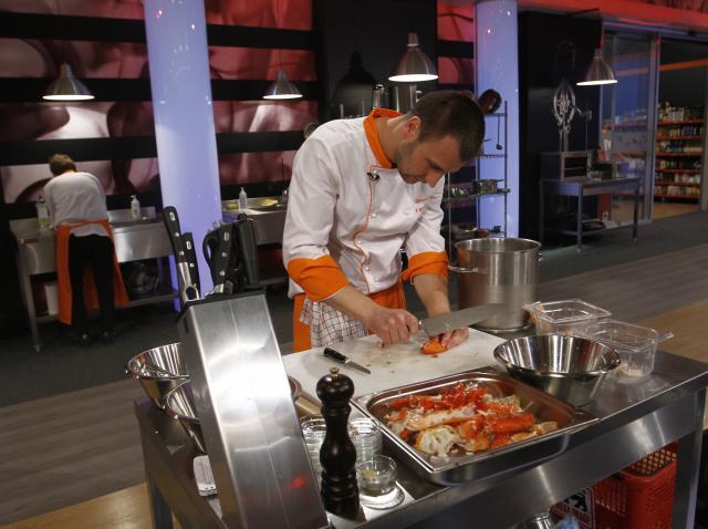 Concurent Top Chef, la un pas să piardă finala pe mâna lui