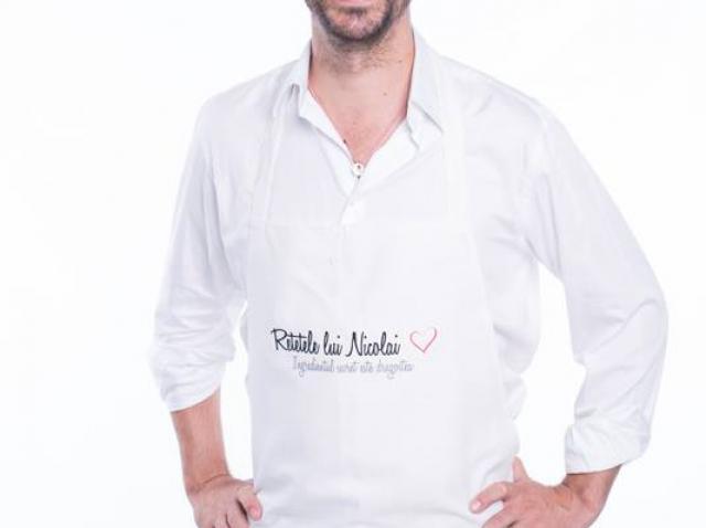 Blogul lui Nicolai Tand a împlinit un an! La mulți ani, Rețetele lui Nicolai!