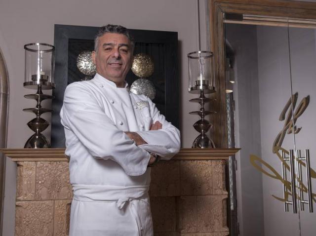 Chef Joseph Hadad, meniu de top, la mii de metri altitudine