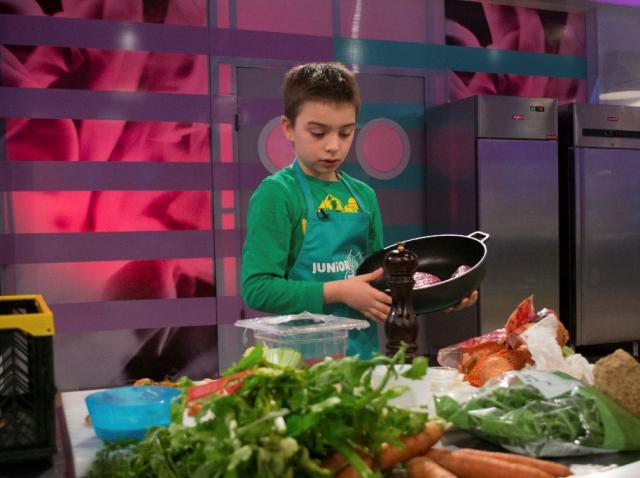 """Povestea incredibilă a fiului unui fost concurent """"Top Chef"""""""
