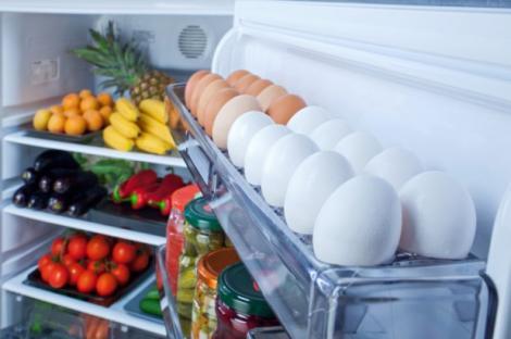 Ouăle se ţin în frigider? De ce?