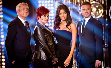 Cele mai SCUMPE pauze publicitare din televiziunea britanică, din acest an, vor fi în cadrul FINALEI X Factor UK!