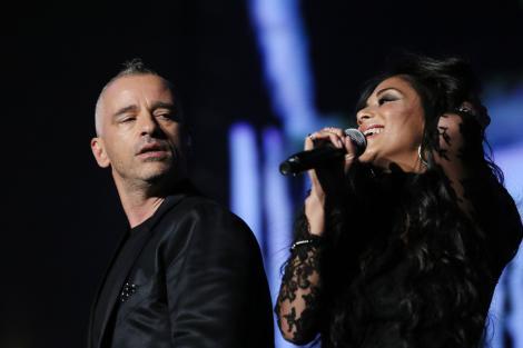 """Eros Ramazzotti, duet cu jurata X Factor. """"Fino All'Estasi"""", alaturi de Nicole Scherzinger"""