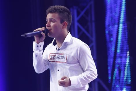 """Rafaelo Varga, invitat special în semifinala """"X Factor"""". Cel mai mare vis al lui,  aproape de a fi realizat"""