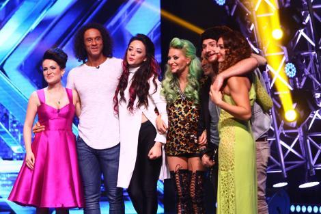 Concurenții X Factor intră la DUELURI! Ei sunt ALEȘII celor trei grupe și își doresc un loc în GALELE LIVE!