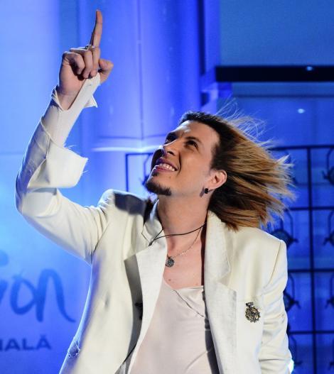 Vedetele X Factor iau cu asalt Eurovisionul! Ascultă piesele lor din finala Selecţiei Naţionale