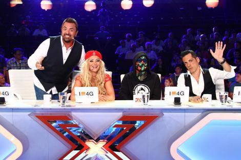 Delia, Carla's Dreams, Horia Brenciu şi Ştefan Bãnicã Jr. pornesc în cãutarea factorului X.  Audiţiile cu juriu X Factor sunt în plinã desfãşurare