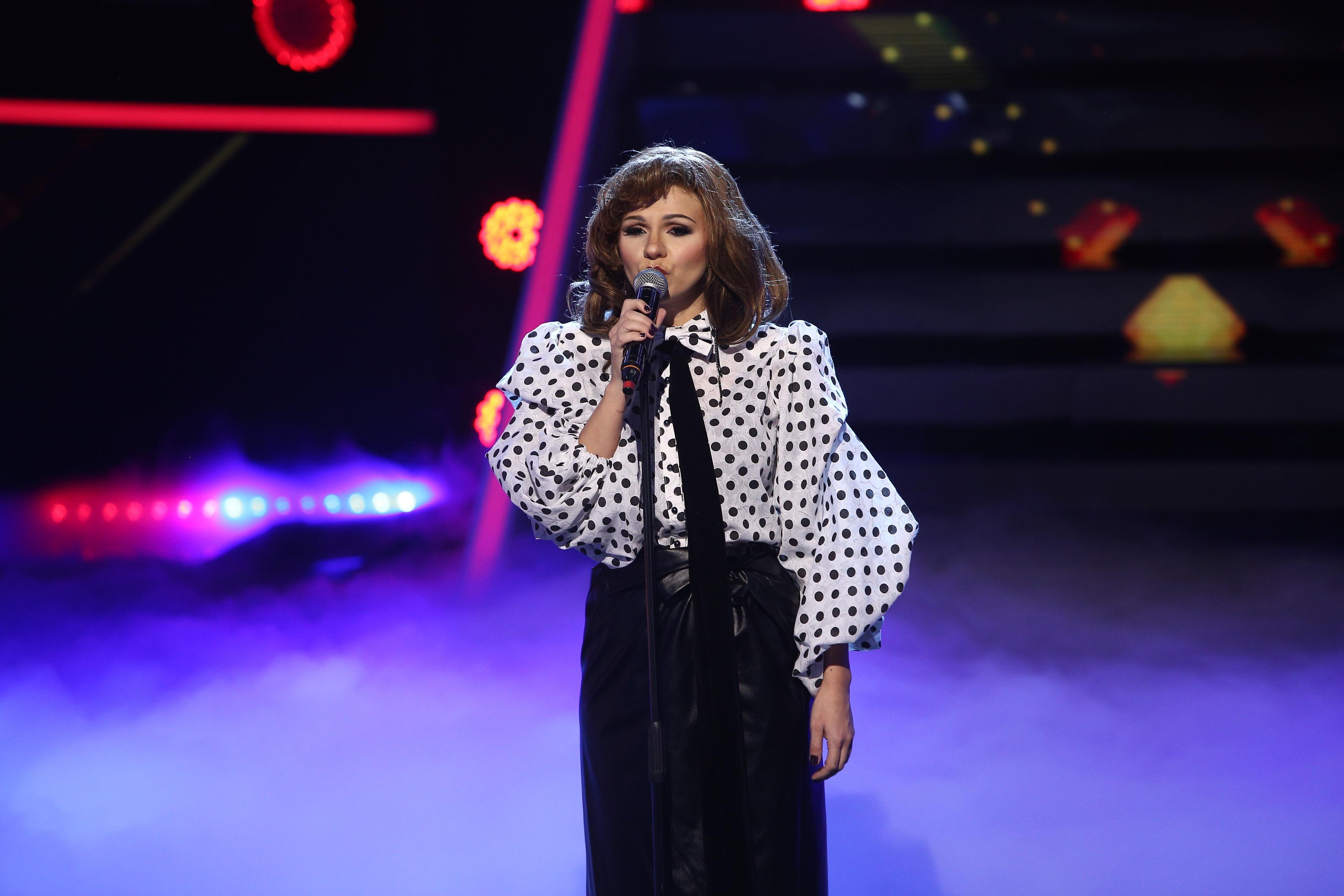 "Cristina Vasiu a devenit Mihaela Runceanu la ""Te cunosc de undeva"" 2021"