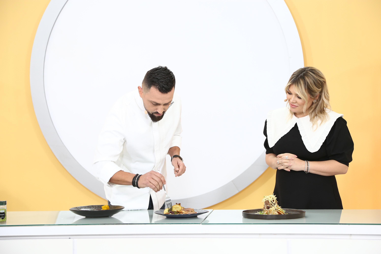 """Orlando Zaharia la """"Chefi la cuțite"""""""