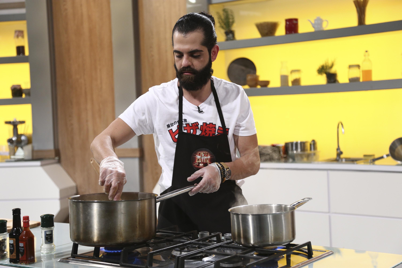 Saer Andrei Khalil la Chefi la cuțite, sezonul 9