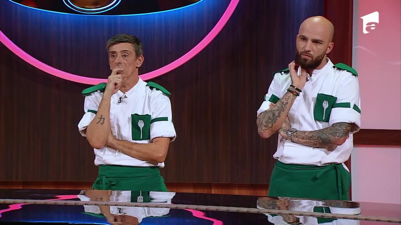 """Francisco Jose Garcia Lopez a fost eliminat din competiţia """"Chefi la Cuţite"""""""