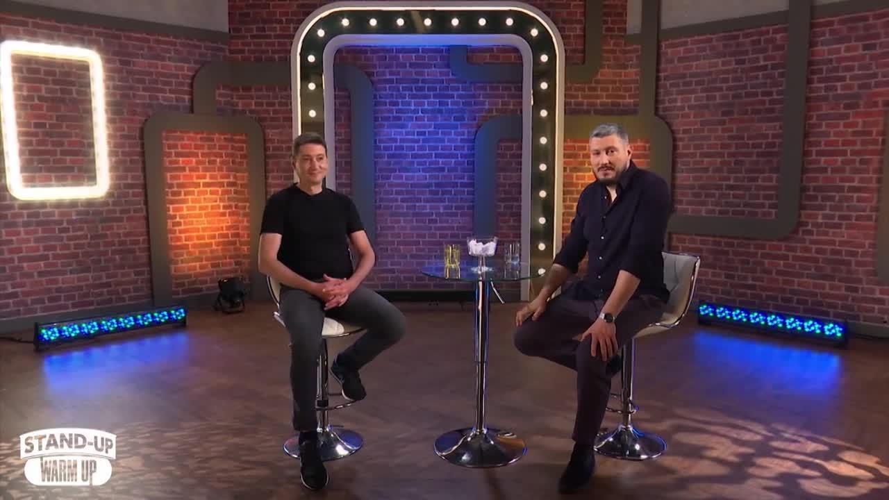 Warm Up, episodul 8, cu Sorin Parcalab & Cristian Manolescu