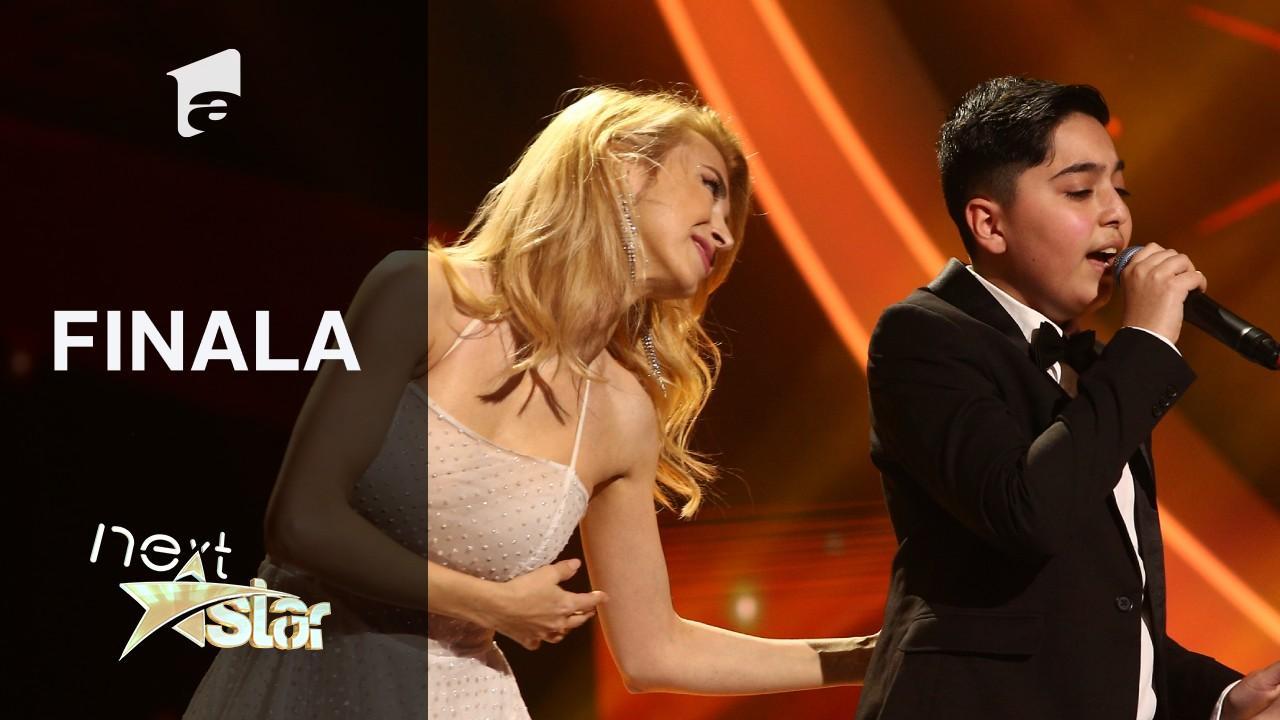 """Finala Next Star - Sezonul 10: David Dincă interpretează """"The Impossible Dream"""""""