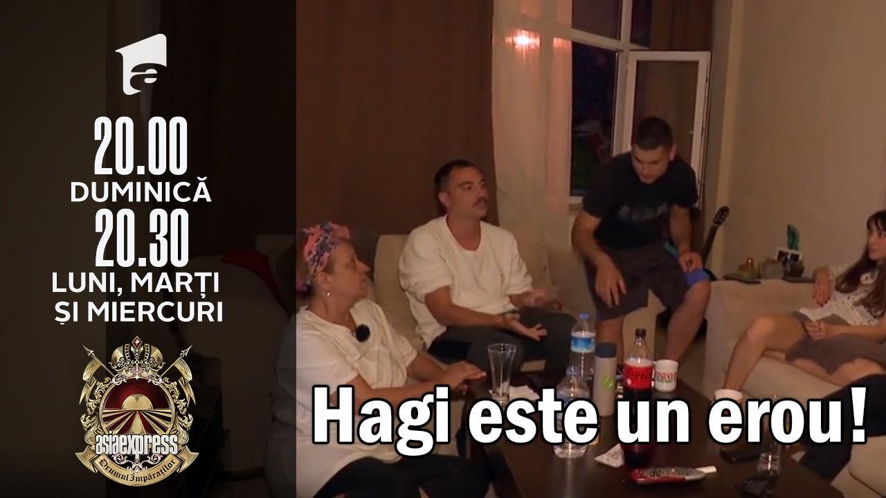 Asia Express sezonul 4, 21 septembrie 2021. Gazda Adrianei Trandafir din Turcia are un mesaj important pentru Hagi
