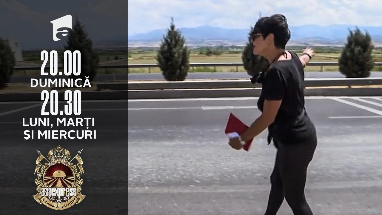 Asia Express sezonul 4, 28 septembrie 2021. Lidia Buble și sora ei le-au furat mașina Patriziei și a lui Francesco: Nu mai suport, nu e corect!