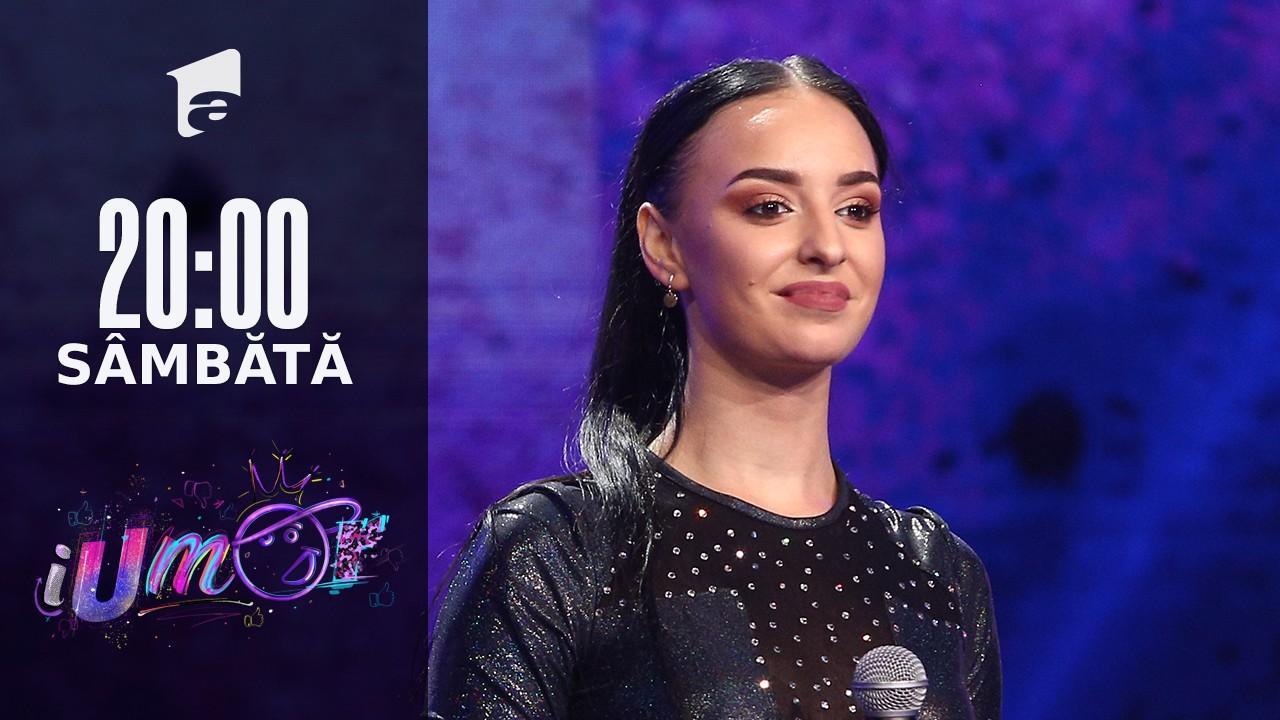 iUmor Sezonul 11, 16 octombrie 2021. Jurizare - Andreea Tucaliuc