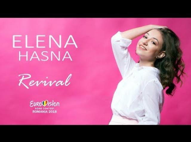 VIDEO! Pumnii strânși pentru fata noastră cu voce de aur! Elena Hasna intră în competiția pentru finala Eurovision!