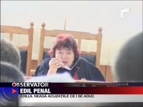 Primarul din Rm. Valcea s-a predat politistilor