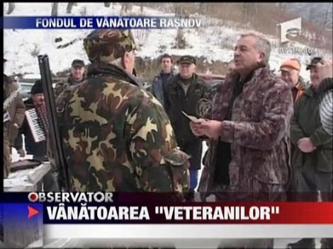 "Vanatoarea ""veteranilor"""