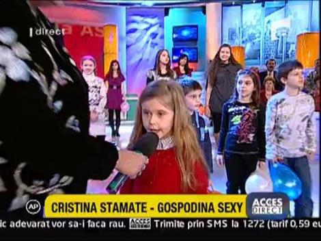 """""""Noi suntem lumea"""" - Copiii pregatiti de Cristina Stamate"""