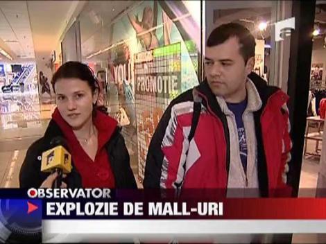 Explozie de Mall-uri
