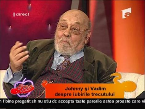 Johnny Raducanu despre Nichita Stanescu