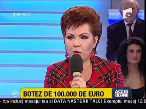 100 000 de euro a costat botezul fiului Cristinei Spatar. Vezi detalii!