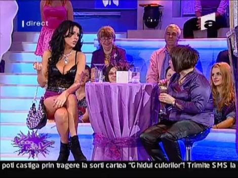 """Mihaela Radulescu a invitat-o pe Daniela Crudu la """"Viata in mov"""""""