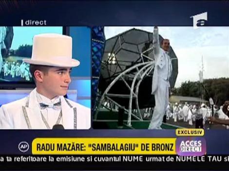 Radu Mazare si costumul