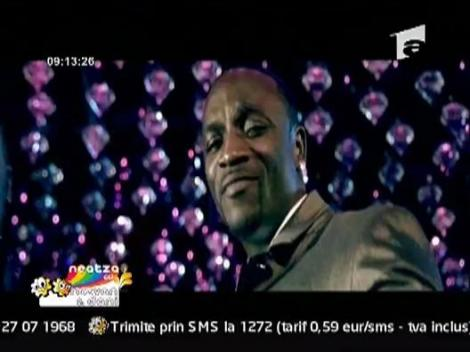 Sway feat. Akon - Silver and gold VIDEOCLIP