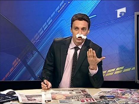 """Badea: """"Cartianu are fata de vanzator de cartofi"""""""
