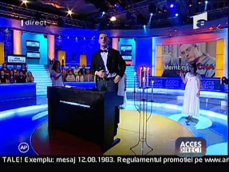 "Madalin Ionescu, un pianist ""desavarsit"""