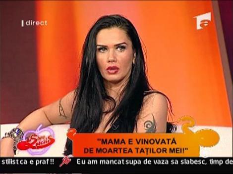 "Oana Zavoranu: ""Mama sa lase tiganii in pace"""