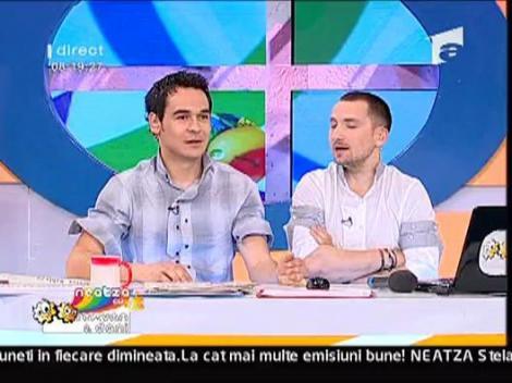 Razvan, despre copiii hypermarketurilor